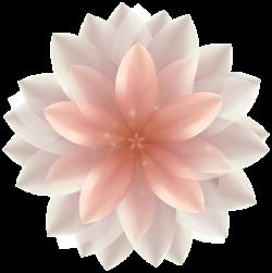 Beautiful Transparent Flower PNG Clipart Image | Spring | Pinterest ...