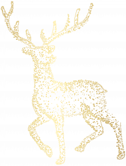 Christmas Deer Ornament PNG Clip Art | Gallery Yopriceville - High ...