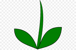 Flower leaves clipart 1 » Clipart Station