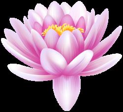 Water Lily Transparent PNG Clip Art Image | #Clip #Art | Pinterest ...