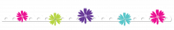 Flower Row Clipart (30+)