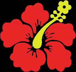 Clipart - Tropical Flower