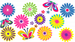 clip art pictures flowers flowers flower clipart flower accents ...