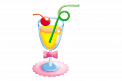 Cocktail garnish Orange juice Clip art - Cartoon Cocktails HD clips ...