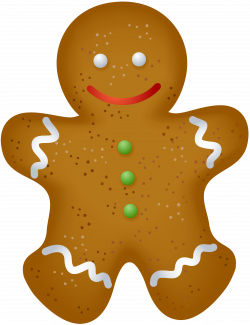 Christmas Gingerbread Clipart at GetDrawings.com | Free for personal ...