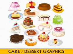 Dessert Clip Art Food Graphics   Clipart Panda - Free ...