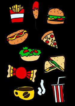 Food Clipart by EllieJoy on DeviantArt