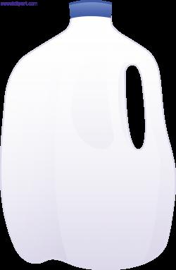 Gallon Of Milk 2 Clipart - Sweet Clip Art