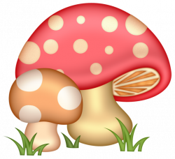 грибы,png,трубы | clip art | Pinterest | Mushrooms, Mushroom house ...