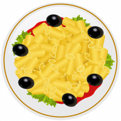 Pasta Plate PNG Clip Art Image | Gallery Yopriceville - High ...
