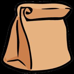 Bag Clipart Snack Bag