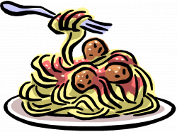 Free Clipart For Spaghetti Dinner - Real Clipart And Vector Graphics •