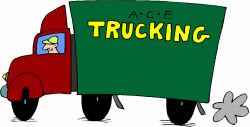 28+ Collection of Truck Driver Clipart | High quality, free cliparts ...