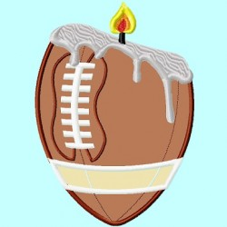 Football birthday clipart 6 » Clipart Station