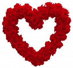 Free Rose Heart Cliparts, Download Free Clip Art, Free Clip Art on ...
