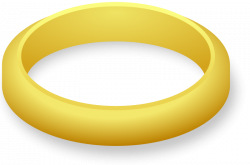 Gold Ring Clipart