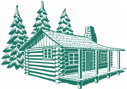 Clipart - Cabin Hebrews 3 4 for plotter