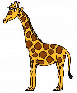 Animated clipart giraffe - Clipart Collection | Best baby giraffe ...
