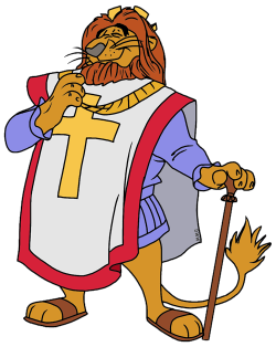 Image - King Richard Disney Clipart.gif | Disney Wiki | FANDOM ...
