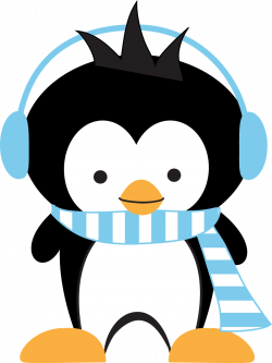 Minus - Say Hello! | Clip Art | Pinterest | Penguins, Clip art and Craft