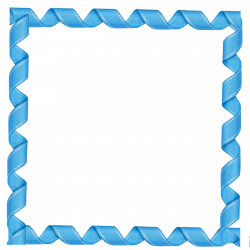 28+ Collection of Blue Square Frame Clipart | High quality, free ...