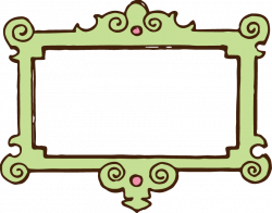 Free Clip Art – Vintage Frame | Oh So Nifty Vintage Graphics