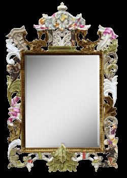 Makeup Mirror Frame transparent PNG - StickPNG