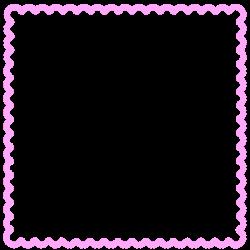 Border PNG File Transparent Background | png-4x4-wavy-border.png ...