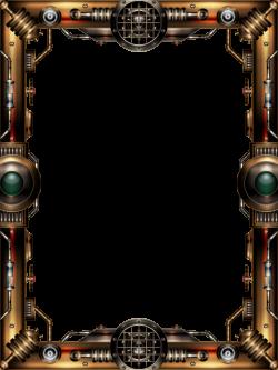 steampunk | Steampunk Frame by ~IllustratorG on deviantART ...