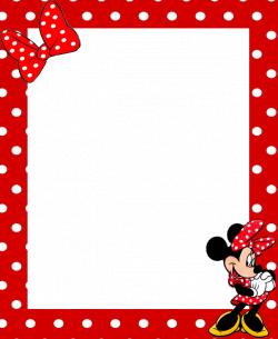Minnie Mouse Frame | logitech mouse #mickey mouse cartoon #minnie ...