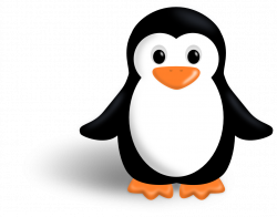 penquin clip art   ping penguin linux art clipartist.net 2012 July ...