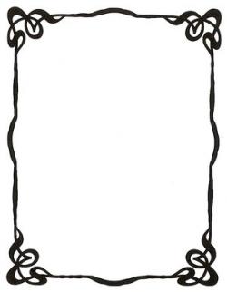 Clip Art Gallery Frames Clipart
