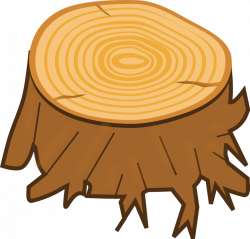 Tree Stump Clipart tree stump clipart free camping out theme ...