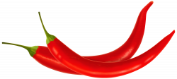 Red chili peppers clipart web clipart image #29377 ...