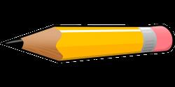 Pencil Clipart Images Horizontal & Pencil Clip Art Images Horizontal ...