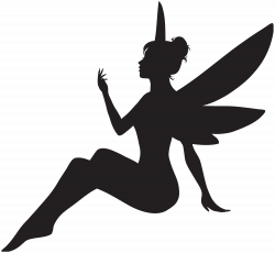 Fairy Silhouette Free at GetDrawings.com | Free for personal use ...