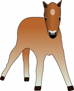 Horse Clipart - Free Graphics of Horses and Ponies