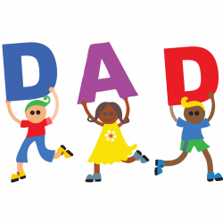 Use These Fathers Day Vector Clipart #7611 - Free Icons and PNG ...