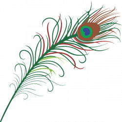 Peacock Feather Clip Art | Clipart Panda - Free Clipart Images