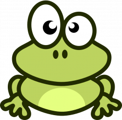 Free Cute Frog Clip Art   Clipart Panda - Free Clipart Images