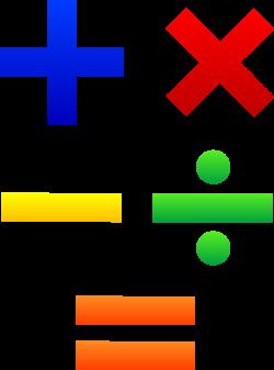 Math Clipart | Clipart Panda - Free Clipart Images