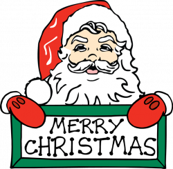 Free Merry Christmas Clip Art   Clipart Panda - Free Clipart Images