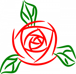 Free Rose Clipart, Animations and Vectors
