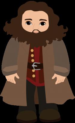 Hagrid ✴ nástenka https://sk.pinterest.com/dortefrost/clipart-magic ...
