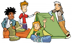 Group of friends hanging out clipart free - WikiClipArt