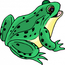 Jump Like A Frog - Or Jump Over A Frog   Pinterest   Frogs, Clip art ...