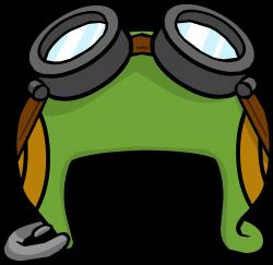 Aviator Hat | Club Penguin Wiki | FANDOM powered by Wikia