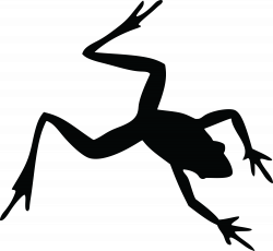 Frog Silhouette Images at GetDrawings.com   Free for personal use ...