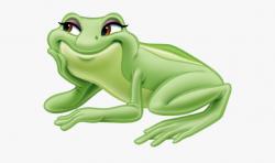 Frog Clipart Tiana - Princess And The Frog Tiana Frog ...