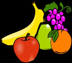 Free Fruit Clip Art | Healthy granola | Pinterest | Vacation bible ...